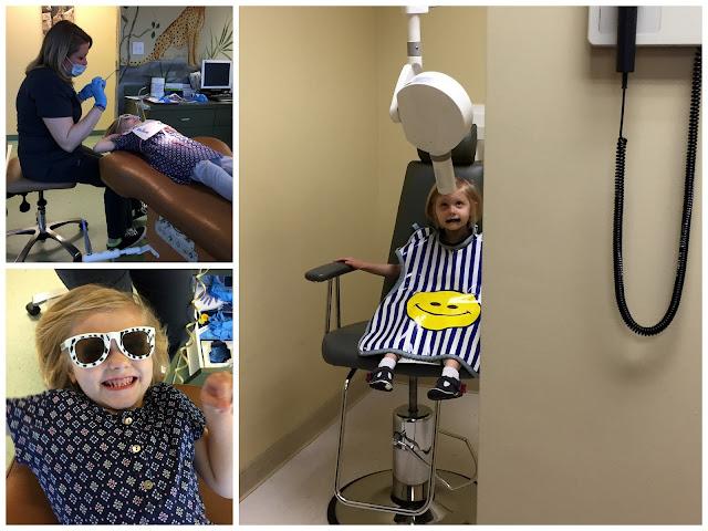 Stella's First Trip to the Dentist
