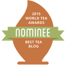 World Tea Award Nominee 2015