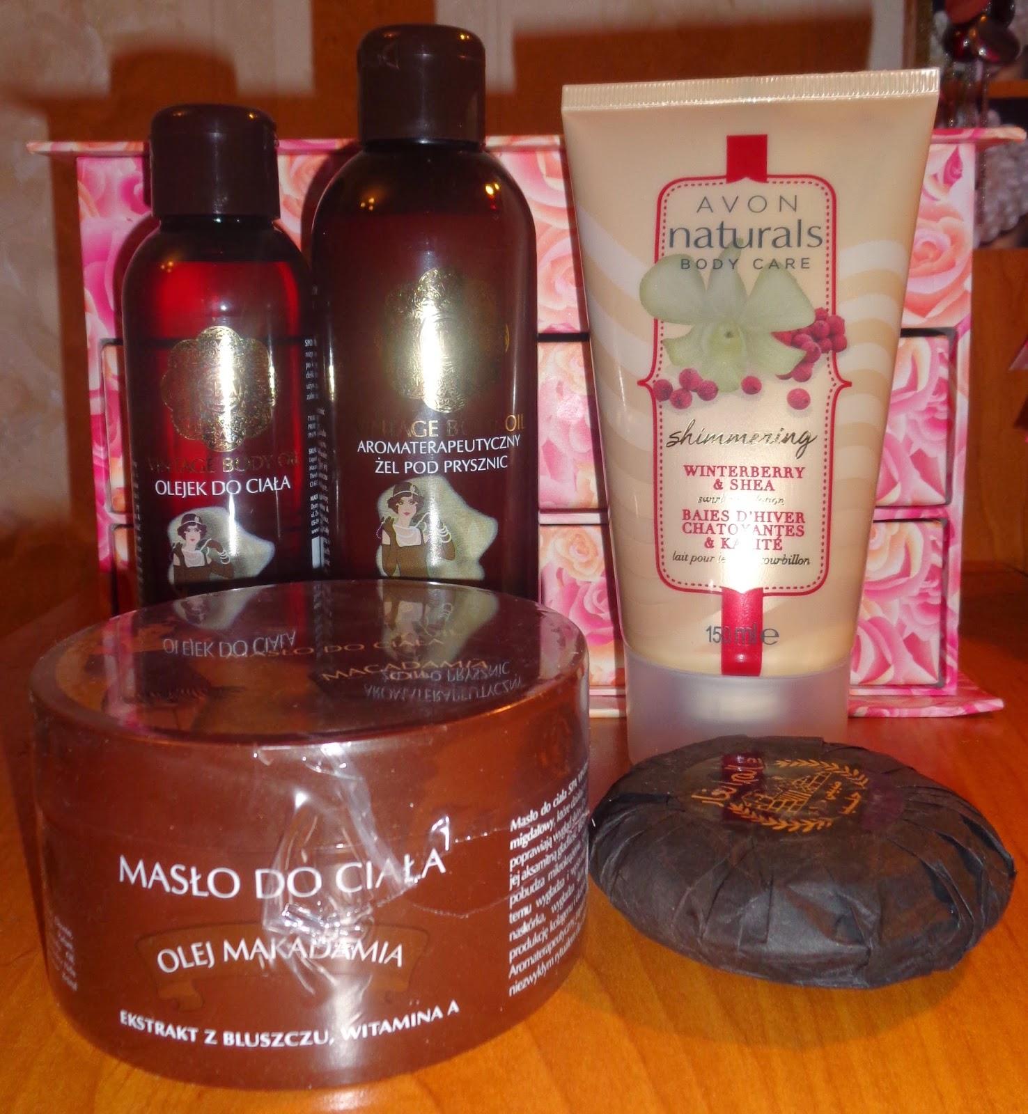 Moje nowe słodkości kosmetyczne na sezon jesienno-zimowy :)
