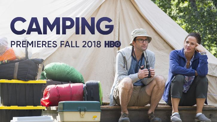 Camping - Episode 1.01 - 1.04 - Press Release