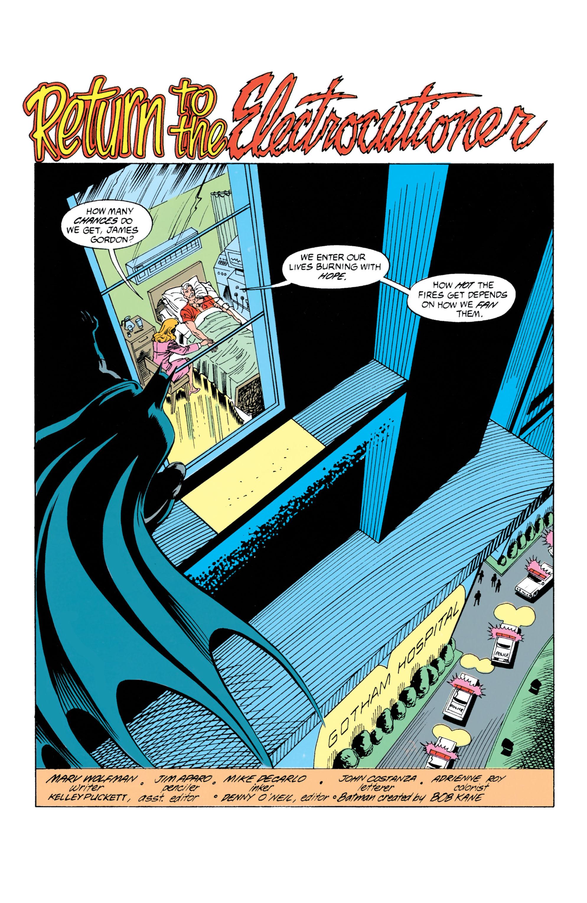 Detective Comics (1937) 626 Page 1
