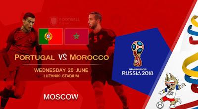 Cristiano Ronaldo, Portugal vs Morocco, Morocco vs Portugal, World Cup 2018, Ru