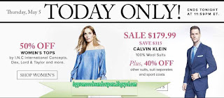 Free Printable Calvin Klein Coupons