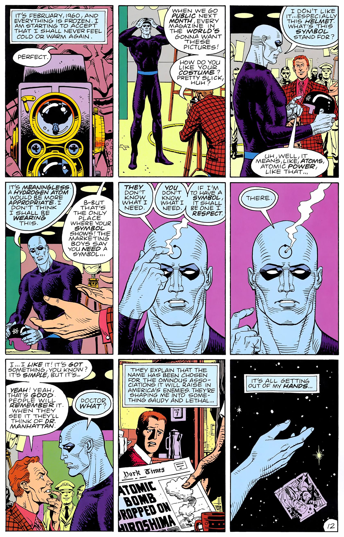 Watchmen (1986) issue 4 - Page 14