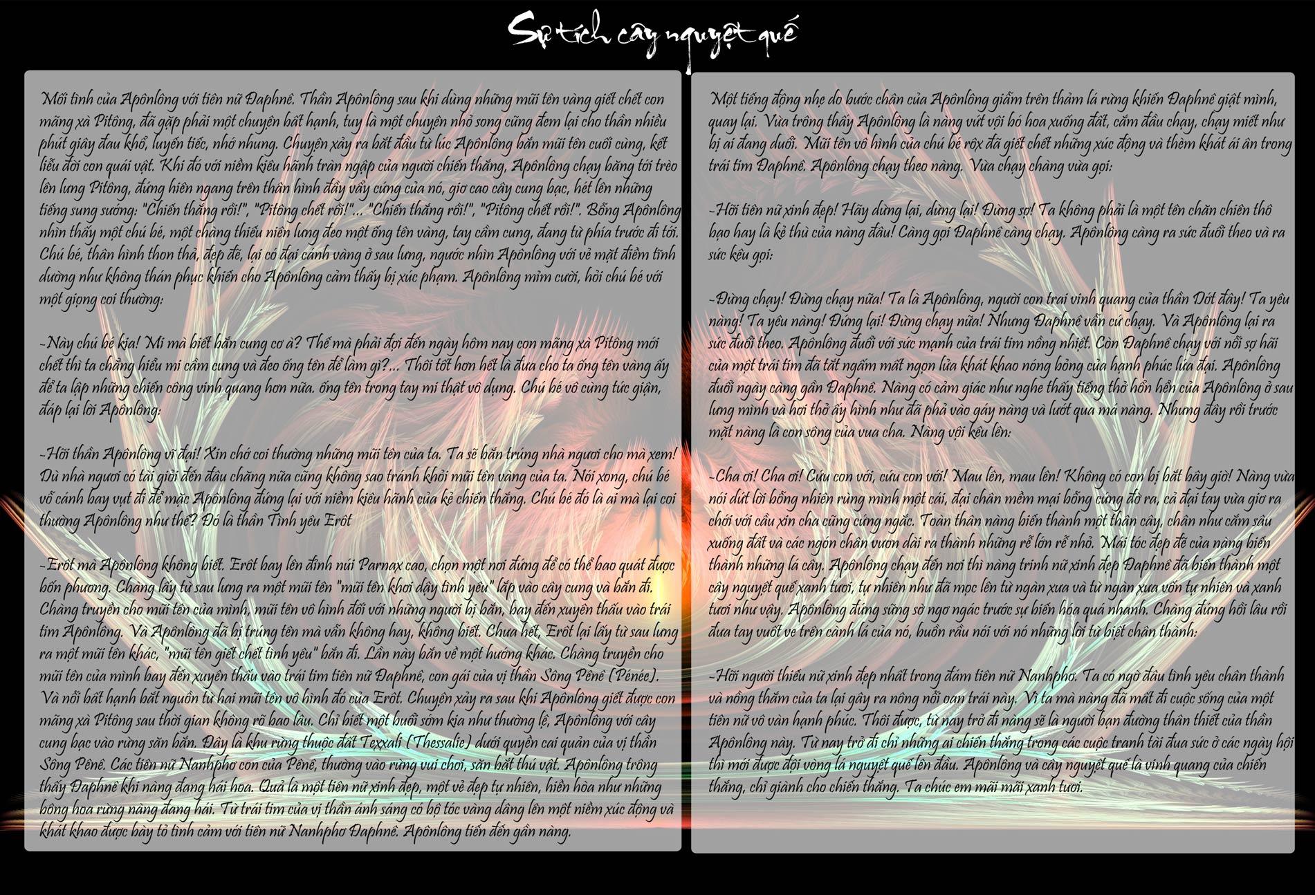 Apollo's Song chap 5.2 trang 14