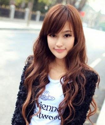 Gaya Model Rambut 2014 Terbaru