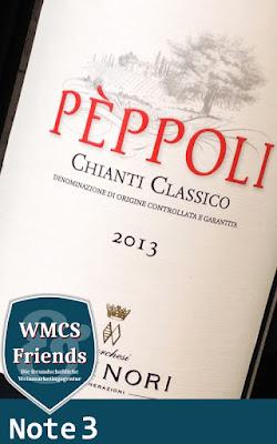 Tenuta di Pèppoli Chianti Classico DOCG 2013