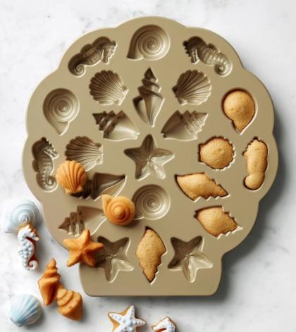 Coastal Beach Cookie Tray