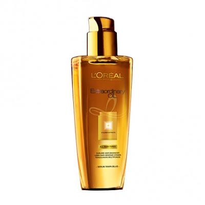 L'Oreal Paris Extraordinary Oil Gold