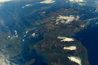 Scotland, Northern Ireland and Isle of Man seen from the International Space Station