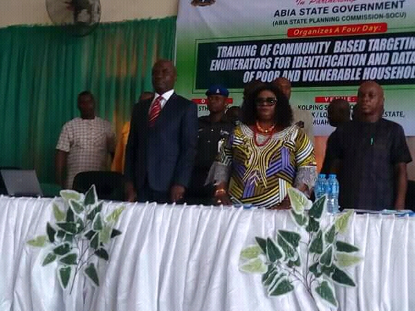 ABIA STATE TO EMBRACE THE SOCIAL SAFETY NET PROGRAMME