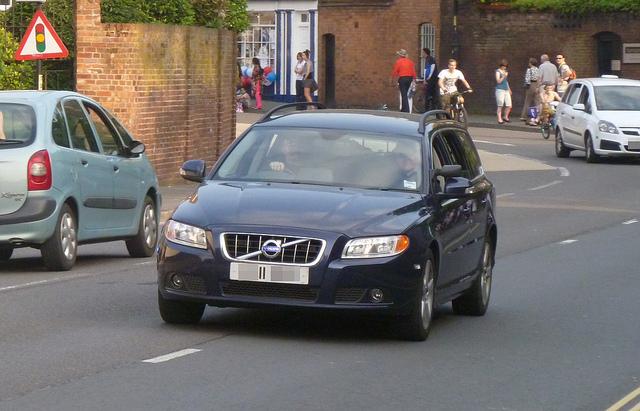 Speedmonkey: How to spot an unmarked police car