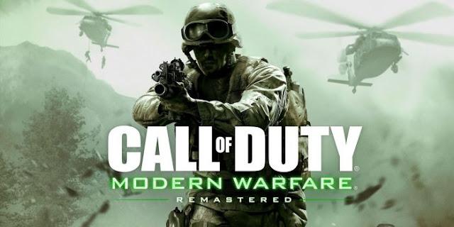 Call of Duty Modern Warfare Remastered abre el online y tiene más de mil niveles 1