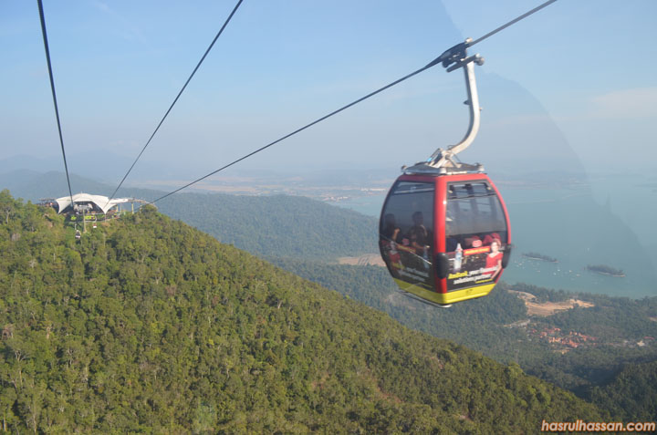 Langkawi SkyCab @ Langkawi Cable Car
