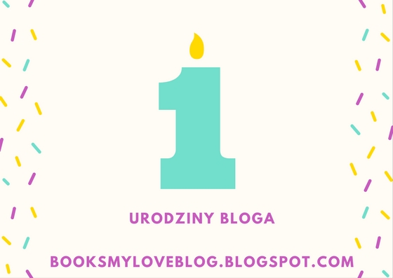 Pierwsze urodziny bloga!