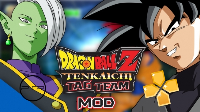 dragon ball budokai tag team