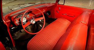 1962 Chevrolet Biscayne Cabin Interior