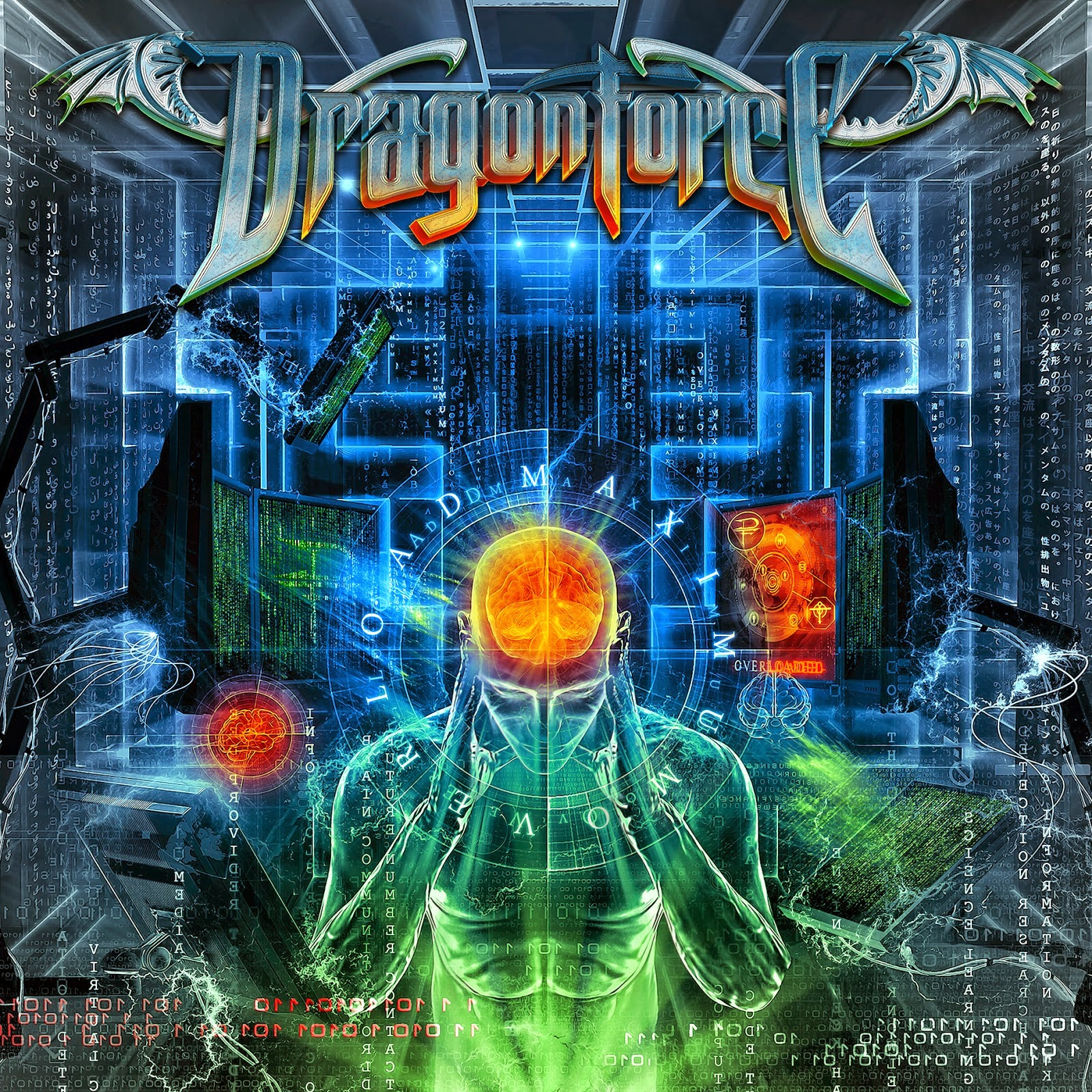 Dragonforce - Maximum Overload (2014)