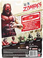 Mattel WWE Zombies Action Figures Series 3