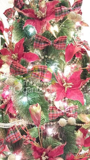 Detalhe da Árvore de Natal da Sonia