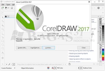 Download CorelDRAW Graphics Suite 2017 Terbaru