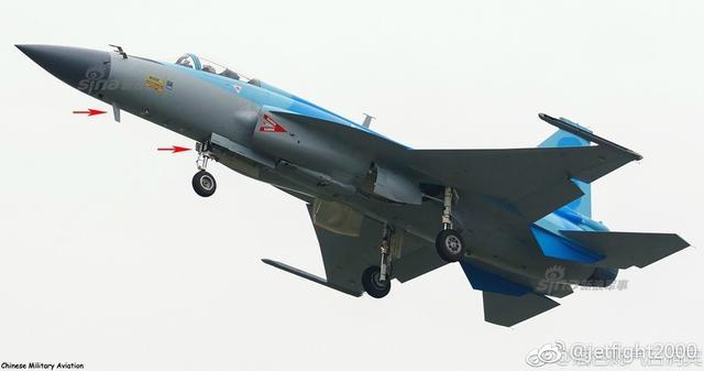 اول مقاتله مخصصه للتصدير الى ميانمار نوع FC-1/JF-17 تمت مشاهدتها في الصين  Chinese%2Bmade%2BMyanmar%2Bjf-17%2Bfighters%2B4
