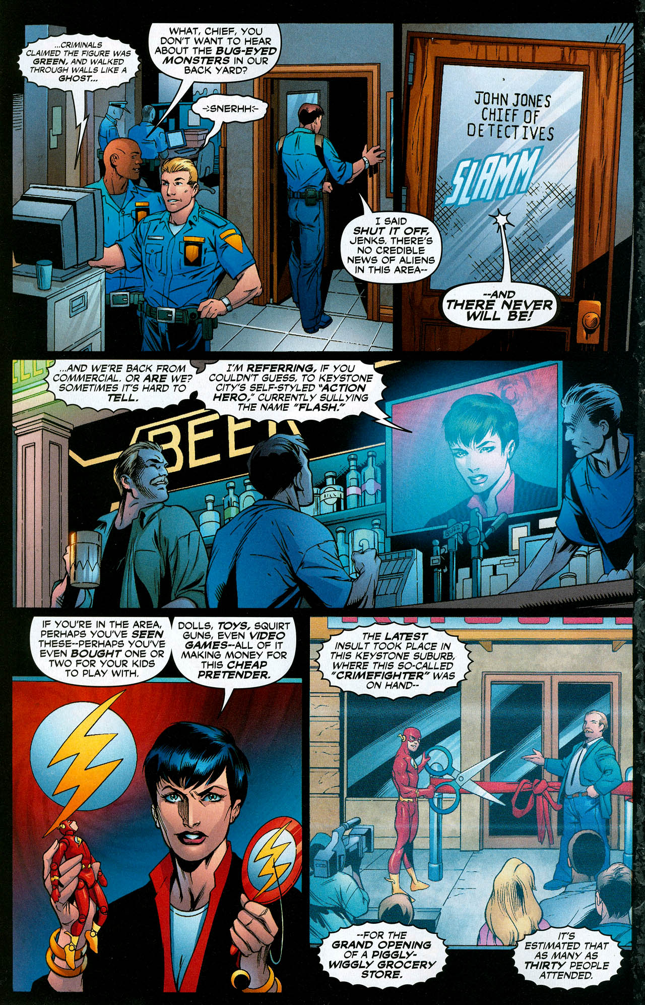 Read online Trinity (2008) comic -  Issue #18 - 7