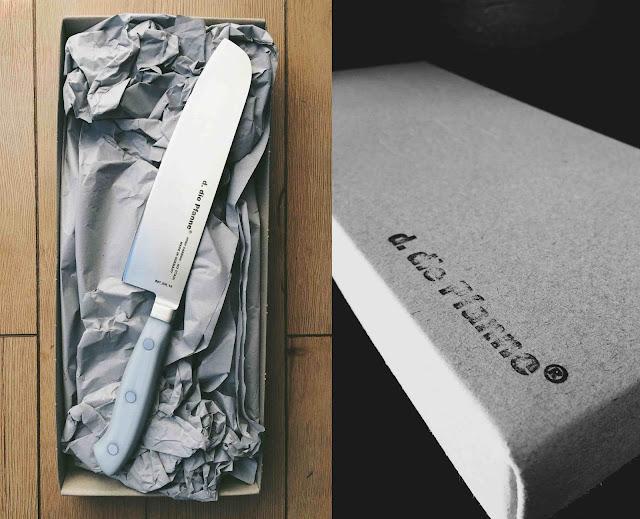 Edition 7 - das Messer von d. die pfanne