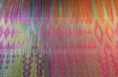 The Warp that Keeps on Giving: Echo Weave, Turned Taquete, Double Weave, Shadow Weave, and Warp Rep All on One Threading