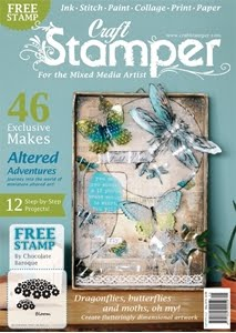 Craft Stamper May 2016