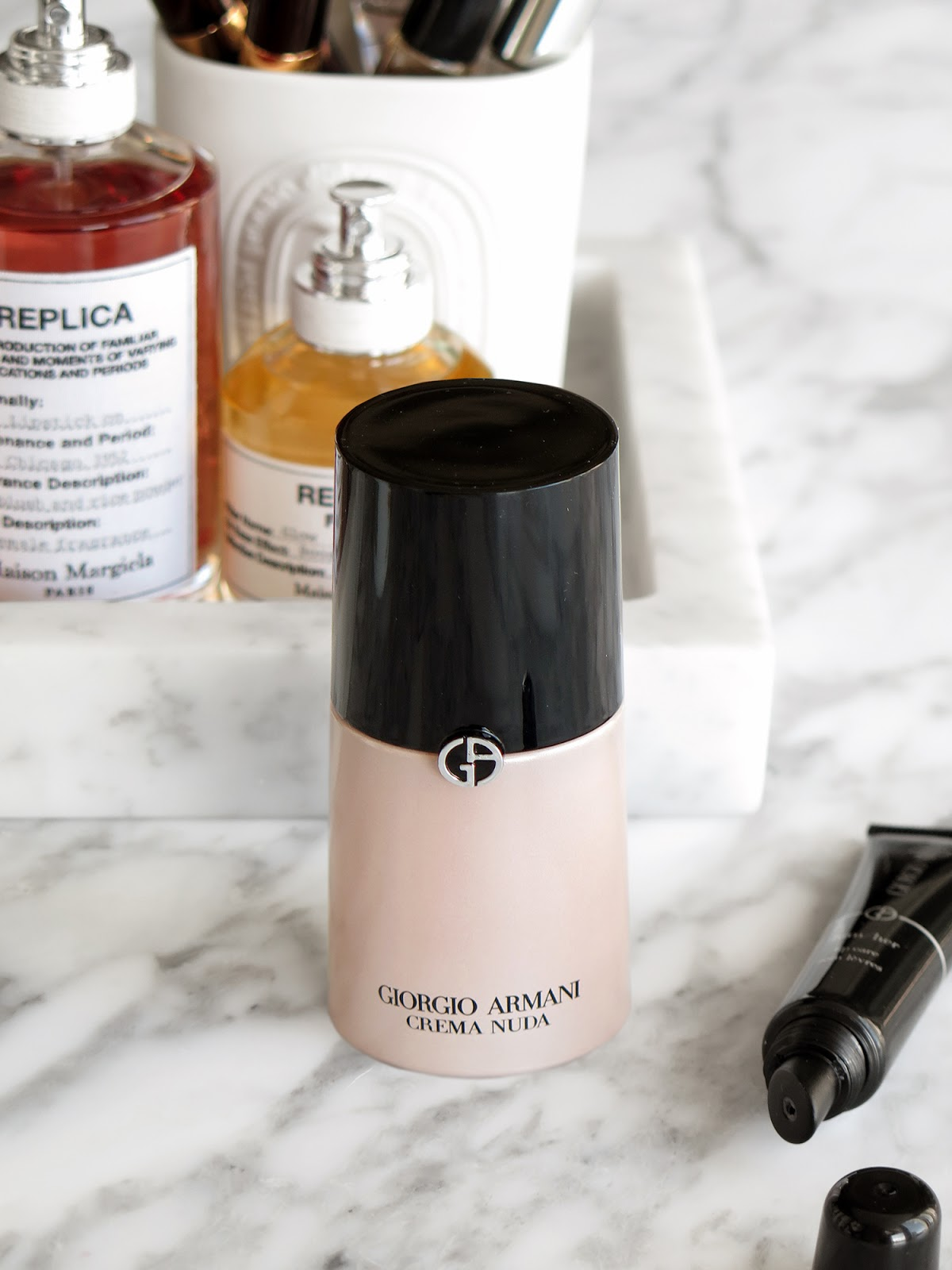 Armani Beauty Crema Nuda Review - The Beauty Look Book