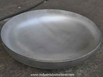 India Customer Was Shown Great Interest In Torispherical Dish (2)