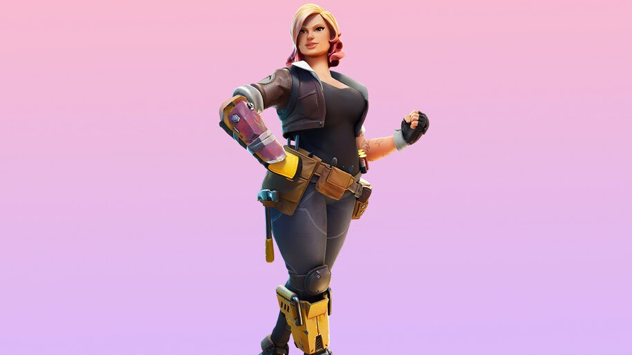 Fortnite, Penny, Skin, Outfit, 4K, #7.2483