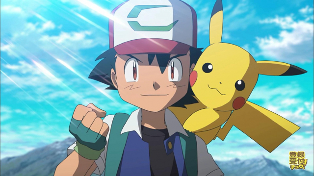 Hình ảnh Pokemon Movie 20: Tớ Chọn Cậu!