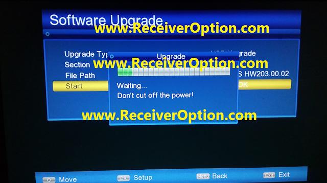 GX6605S HW203.00.024 POWERVU KEY SOFTWARE NEW UPDATE 105E 68E 66E FULL OK