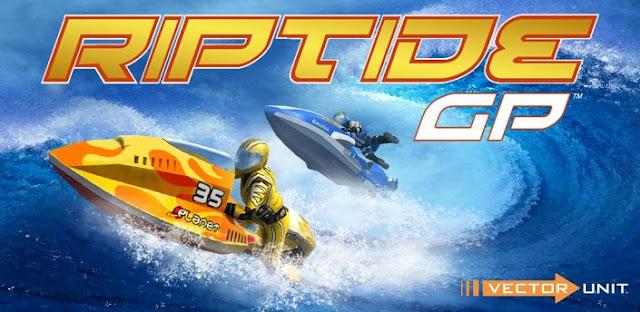 Game: RIPTIDE GP Full Version 1.5 APK Direct Link