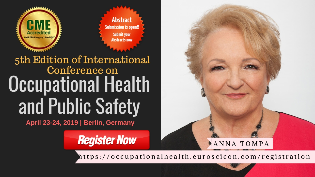 CME Occupational Health 2019 | Public Safety Conference 2019 | April