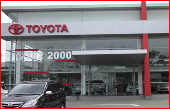dealer toyota