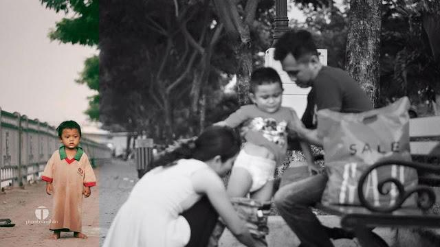 Inilah Sosok Bocah Laki-laki Yang Membuat Netizen Terharu Melihat Kisahnya