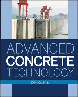 Download Advanced Concrete Technology by Zongjin Li Book Pdf