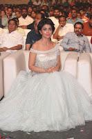 Shriya Saran in Stunning White Off Shoulder Gown at Nakshatram music launch ~  Exclusive (92).JPG