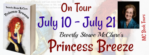 Princess Breeze by Beverly Stowe McClure