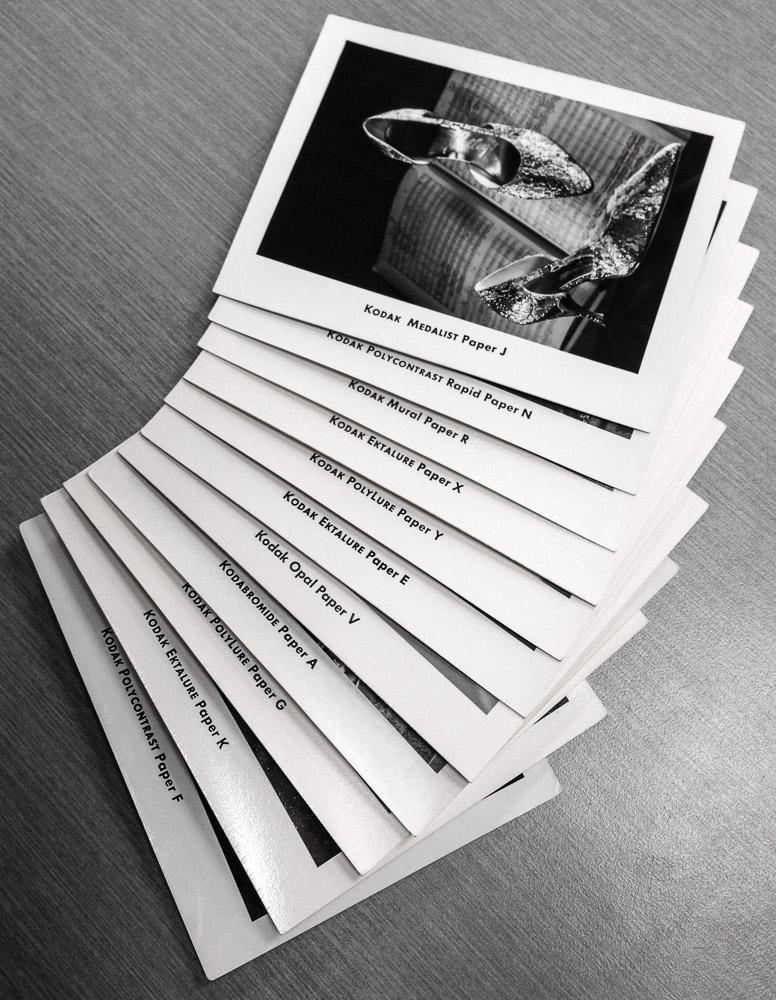 papiers Kodak au début des années 70, photo Martin Benoit 923a647e9daf