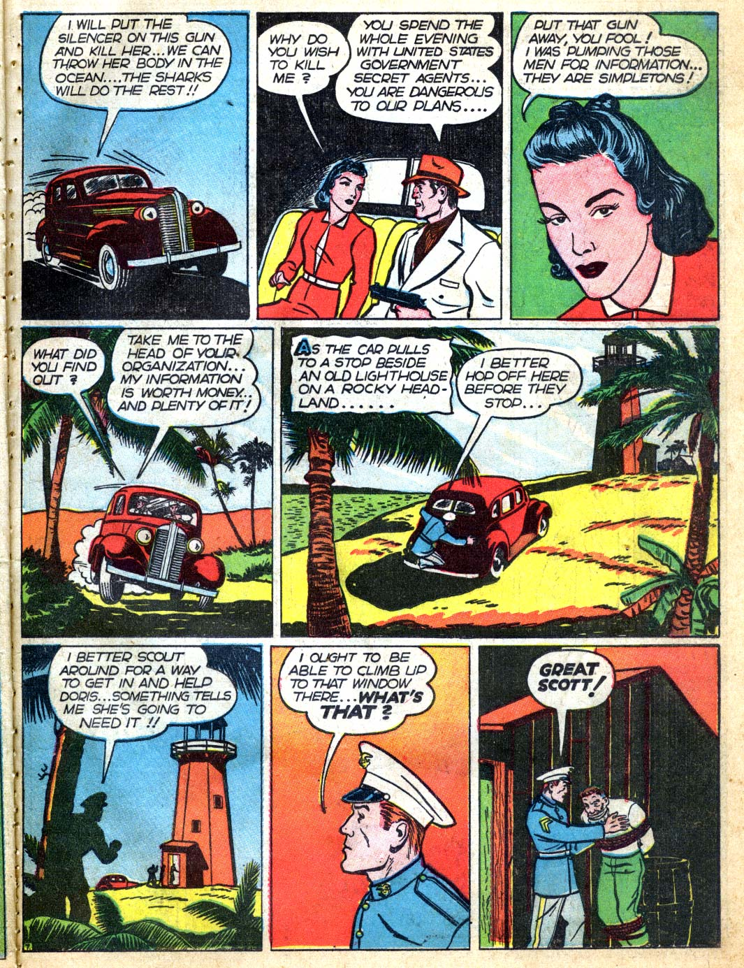 Read online All-American Comics (1939) comic -  Issue #4 - 9