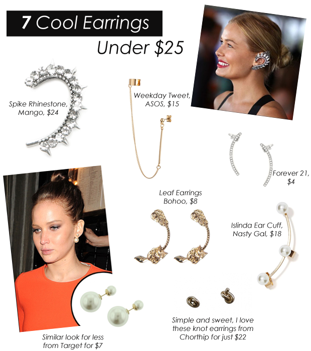 7 cool earrings under 25 viva fashion
