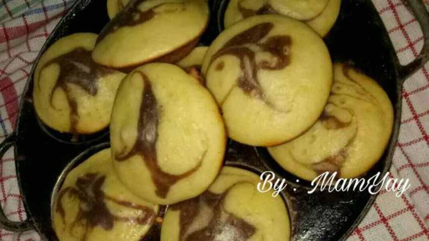 Resep Membuat Kue Apem Pokis by Yayuk Rahayu
