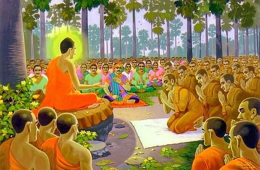Đạo Phật Nguyên Thủy - Kinh Trung Bộ - 21. Kinh Ví dụ cái cưa