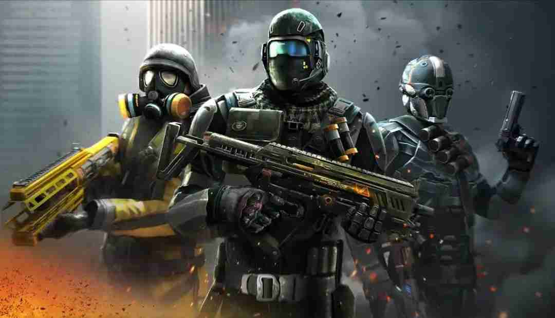 Best Android Action And Adventure Games - Modern Combat 5 Blackout