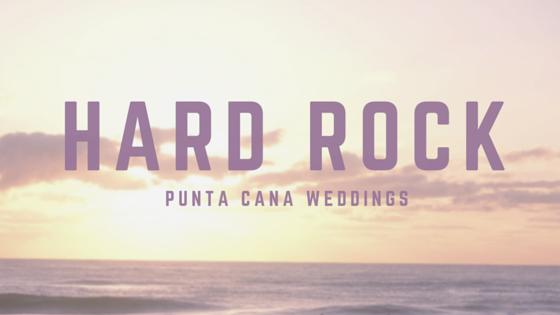 Hard Rock Punta Cana Weddings