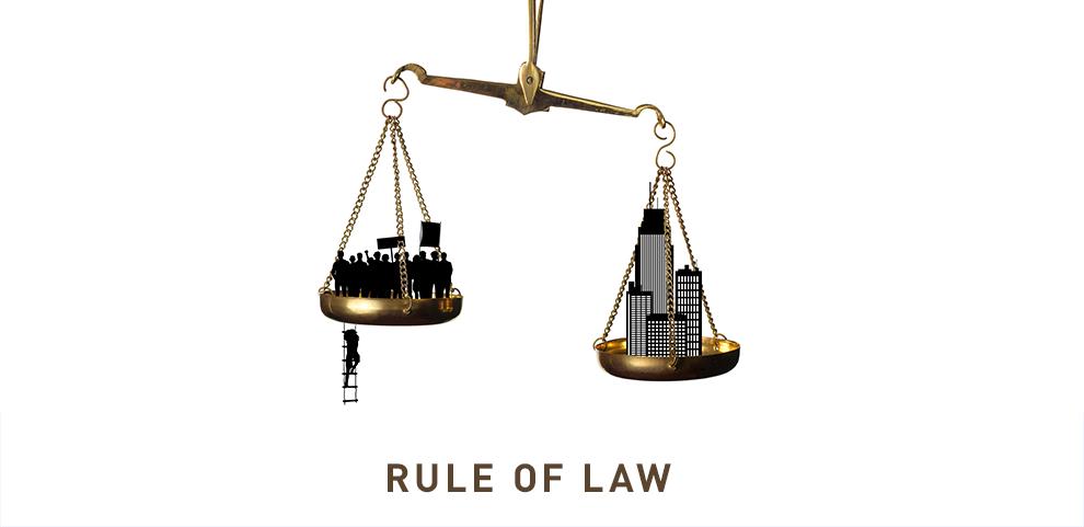 Rule Of Law Dan Hak Asasi Manusia Makalah Kuliah Pgsd